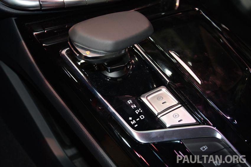 Beijing 2018: Geely Borui GE hybrid variants unveiled – PHEV and MHEV D-segment sedans, 1.5T 7DCT Image #811169