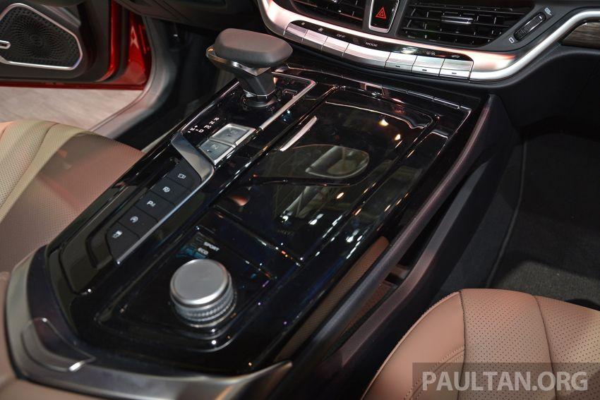 Beijing 2018: Geely Borui GE hybrid variants unveiled – PHEV and MHEV D-segment sedans, 1.5T 7DCT Image #811162