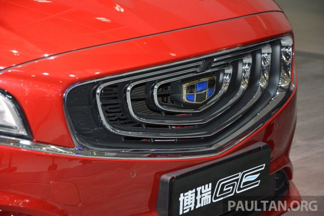 Geely and Aisin to establish JV for gearbox production