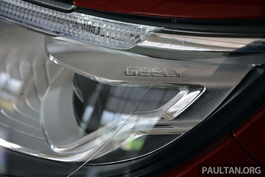 GALLERY: 2018 Geely Boyue 1.8L TGDi facelift detailed – basis for the first Proton SUV due in Q4 Image #813527