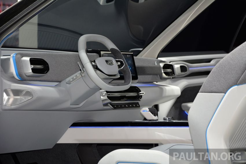 Geely Concept Icon unveiled at Beijing Motor Show Image #811629
