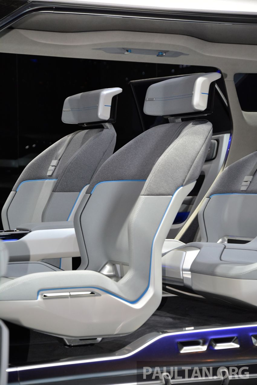 Geely Concept Icon unveiled at Beijing Motor Show Image #811630