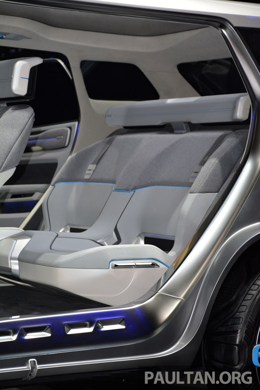 Geely Concept Icon unveiled at Beijing Motor Show Image #811631