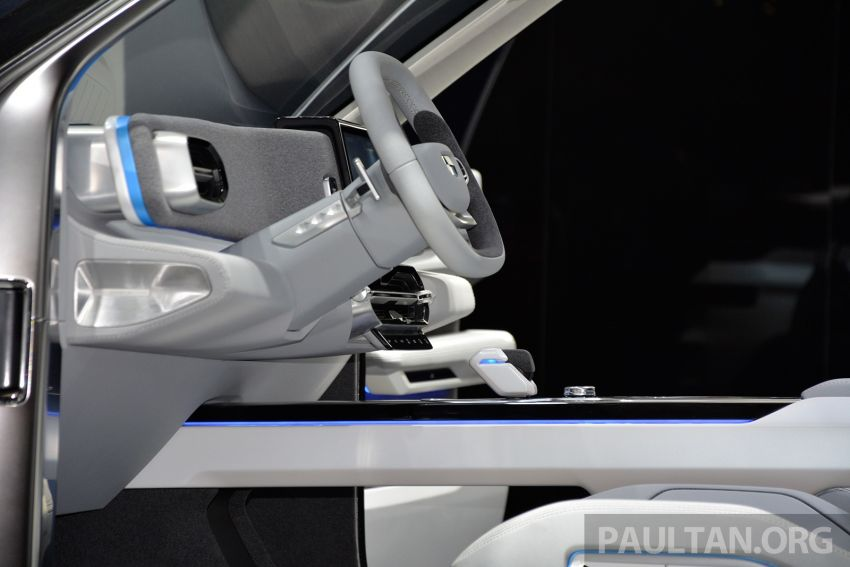 Geely Concept Icon unveiled at Beijing Motor Show Image #811632