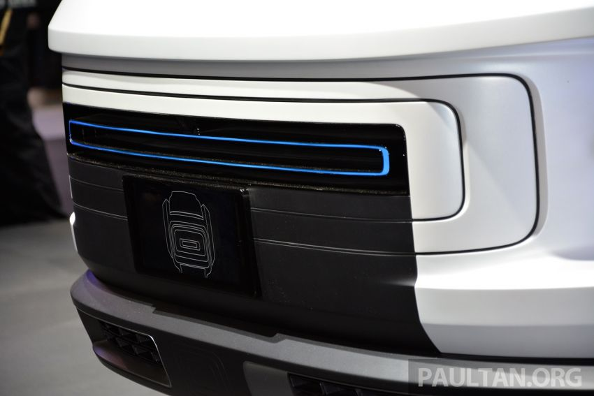 Geely Concept Icon unveiled at Beijing Motor Show Image #811634