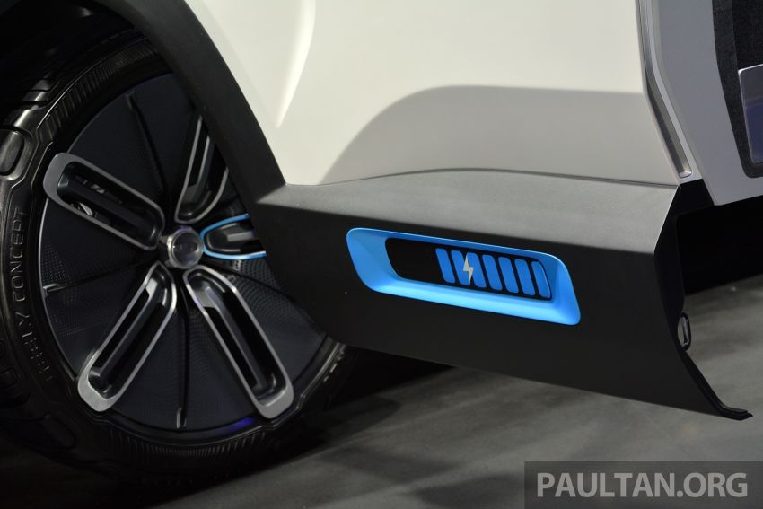 Geely Concept Icon unveiled at Beijing Motor Show Image #811621