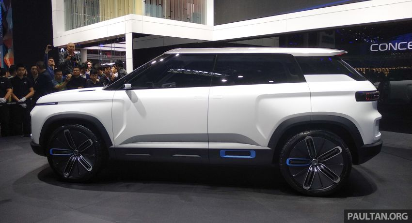 Geely Concept Icon unveiled at Beijing Motor Show Image #810856