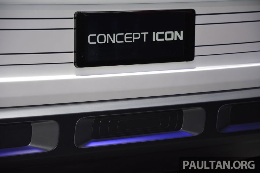 Geely Concept Icon unveiled at Beijing Motor Show Image #811625