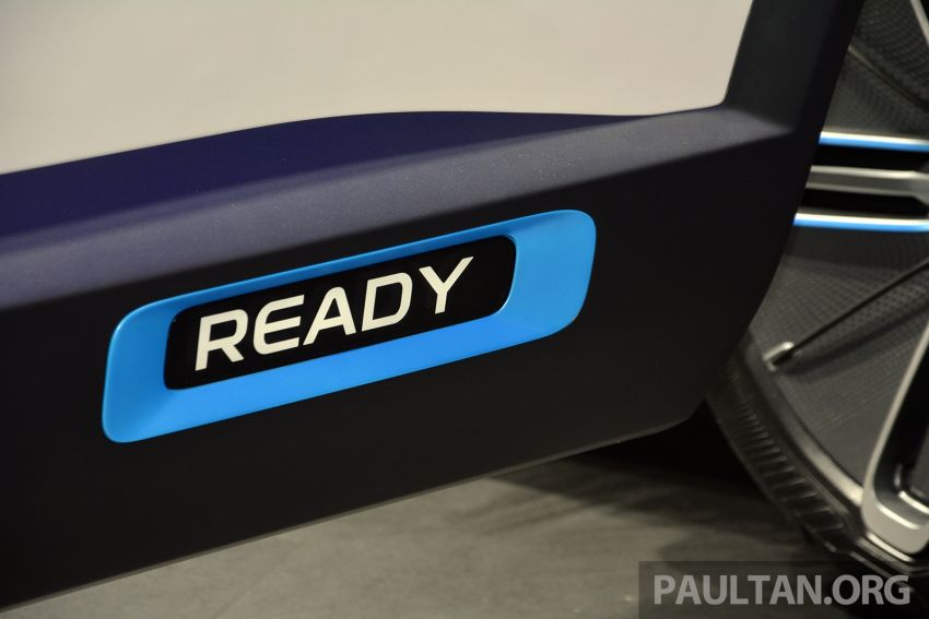 Geely Concept Icon unveiled at Beijing Motor Show Image #811626