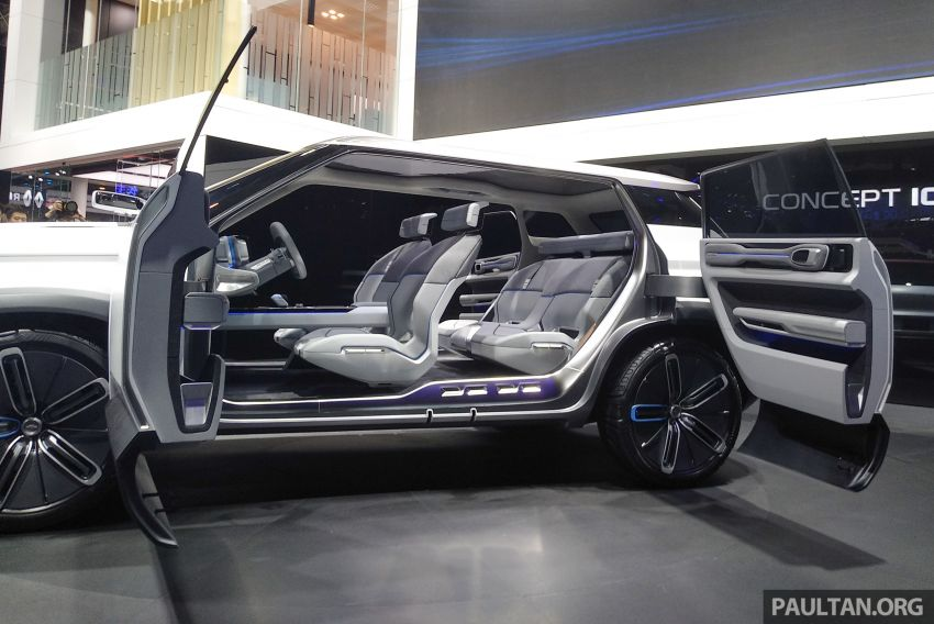Geely Concept Icon unveiled at Beijing Motor Show Image #810861