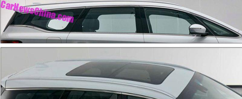 Geely VF11 MPV leaked – a Proton Exora replacement? Image #806975