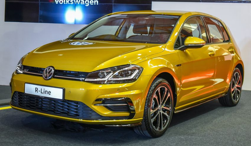 2018 Volkswagen Golf R-Line in Malaysia – RM166,990 Image #812766