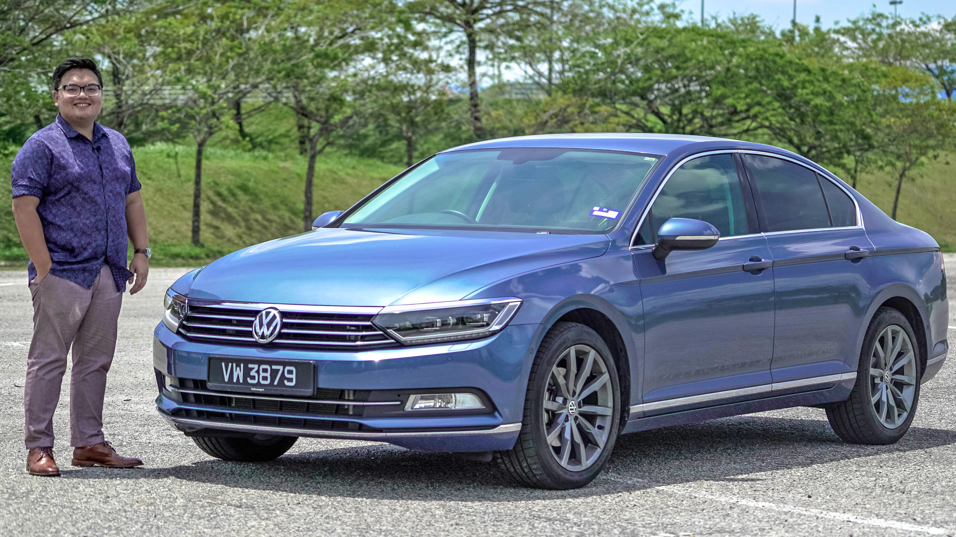 first drive b8 volkswagen passat 1 8 tsi comfortline. Black Bedroom Furniture Sets. Home Design Ideas