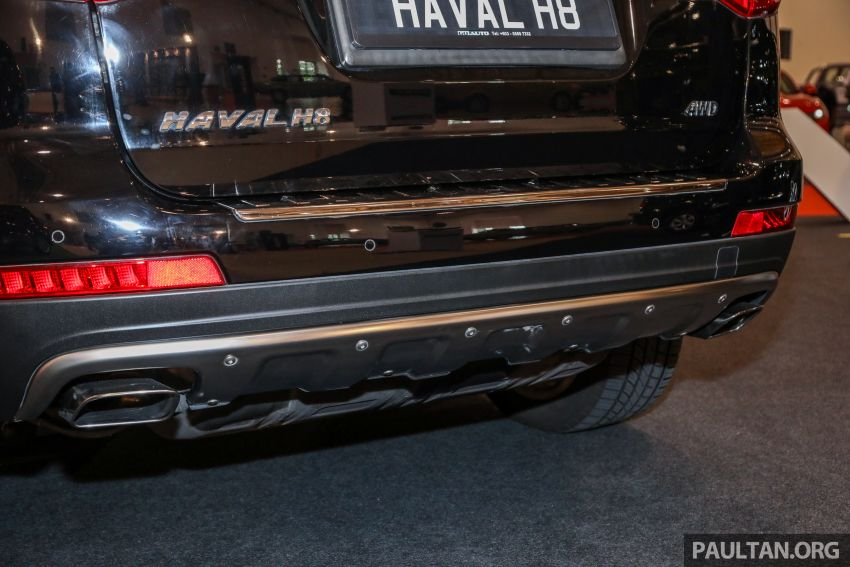 Haval H8 and H9 SUVs previewed in Malaysia – Q4 2018 launch for H9, two variants, below RM200k Image #812113