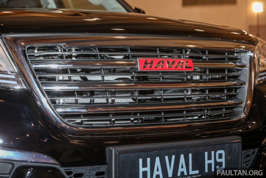 Haval H8 and H9 SUVs previewed in Malaysia – Q4 2018 launch for H9, two variants, below RM200k Image #812048