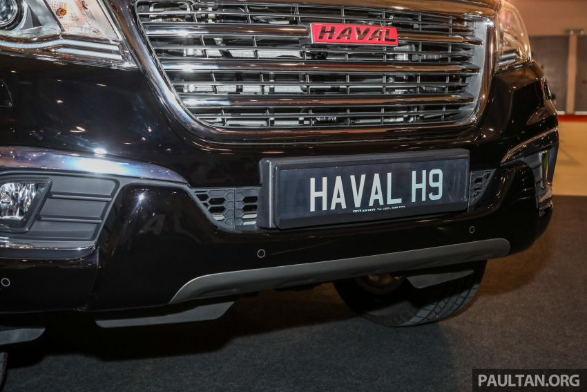 Haval H8 and H9 SUVs previewed in Malaysia – Q4 2018 launch for H9, two variants, below RM200k Image #812049