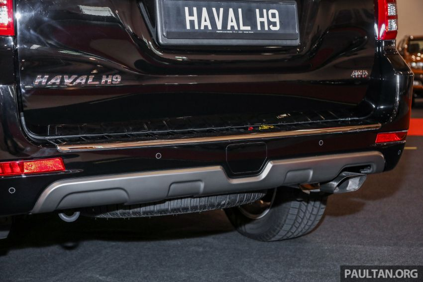 Haval H8 and H9 SUVs previewed in Malaysia – Q4 2018 launch for H9, two variants, below RM200k Image #812063