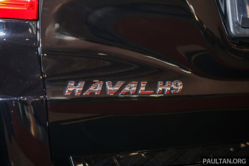 Haval H8 and H9 SUVs previewed in Malaysia – Q4 2018 launch for H9, two variants, below RM200k Image #812067