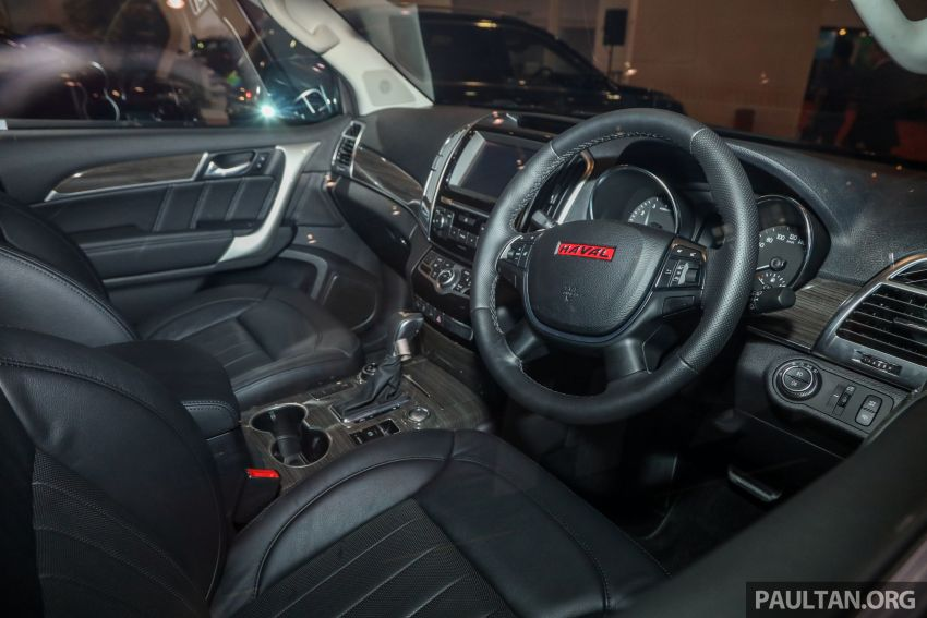 Haval H8 and H9 SUVs previewed in Malaysia – Q4 2018 launch for H9, two variants, below RM200k Image #812069