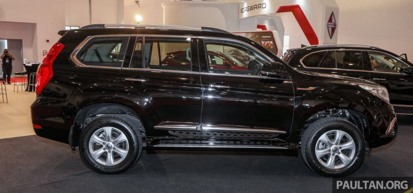 Haval H8 and H9 SUVs previewed in Malaysia – Q4 2018 launch for H9, two variants, below RM200k Image #812040