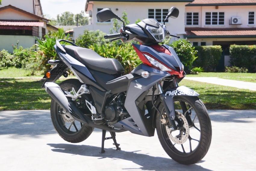 SYM VF3i vs Yamaha Y15ZR, Honda RS150R, Benelli RFS150i – latest 'supercub' takes on the establishment Image #808366
