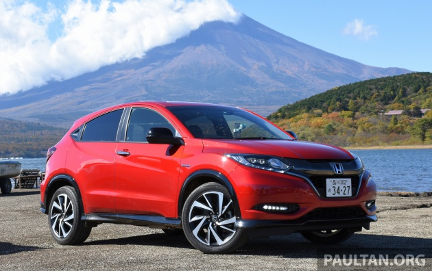 Driven Honda Sport Hybrid I Dcd Models In Japan A Review Of The