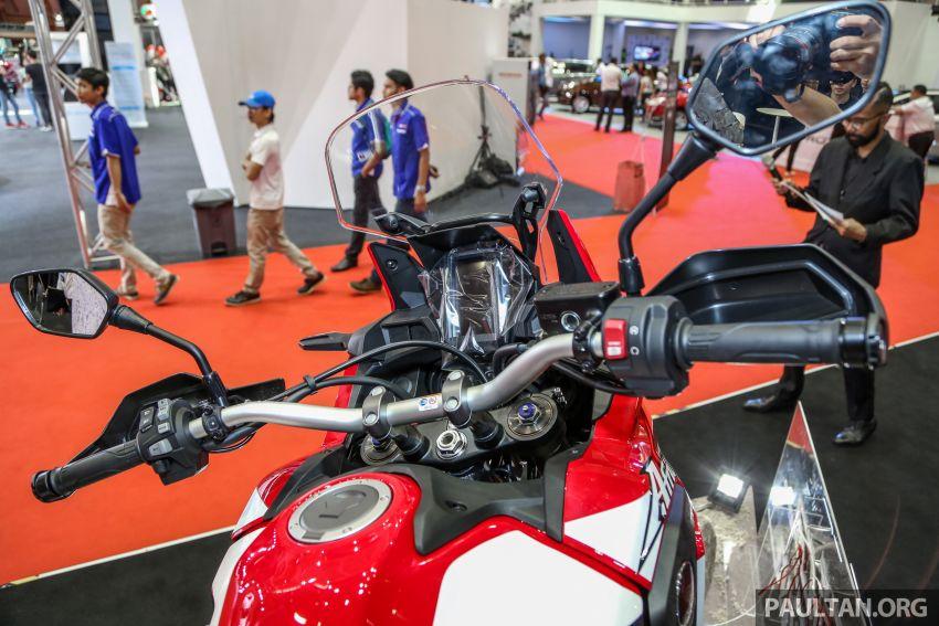 Harga Honda X-ADV, Africa Twin 2018 diumumkan – masing-masing bermula dari RM61,478 dan RM74,198 Image #812151