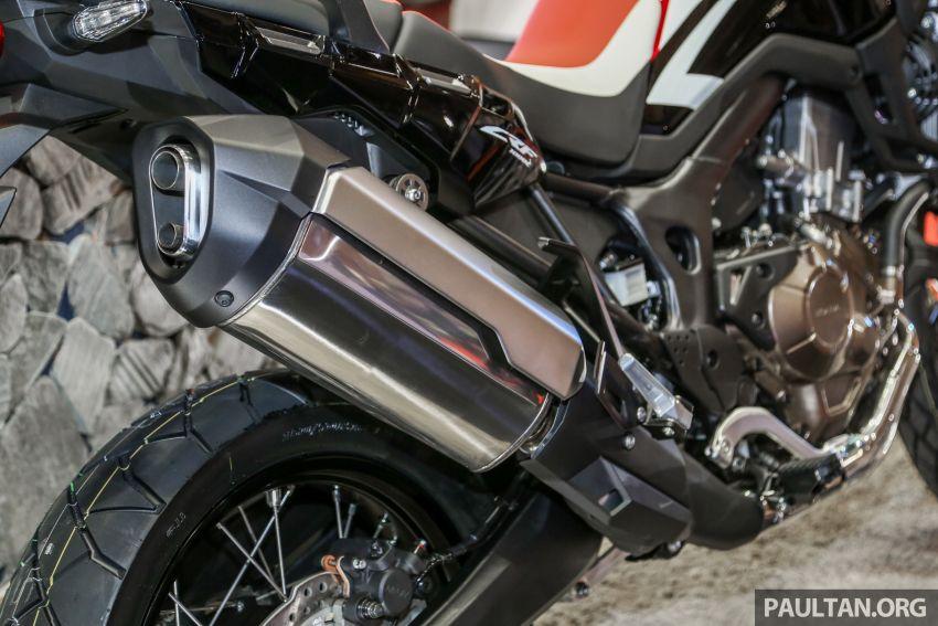 Harga Honda X-ADV, Africa Twin 2018 diumumkan – masing-masing bermula dari RM61,478 dan RM74,198 Image #812159