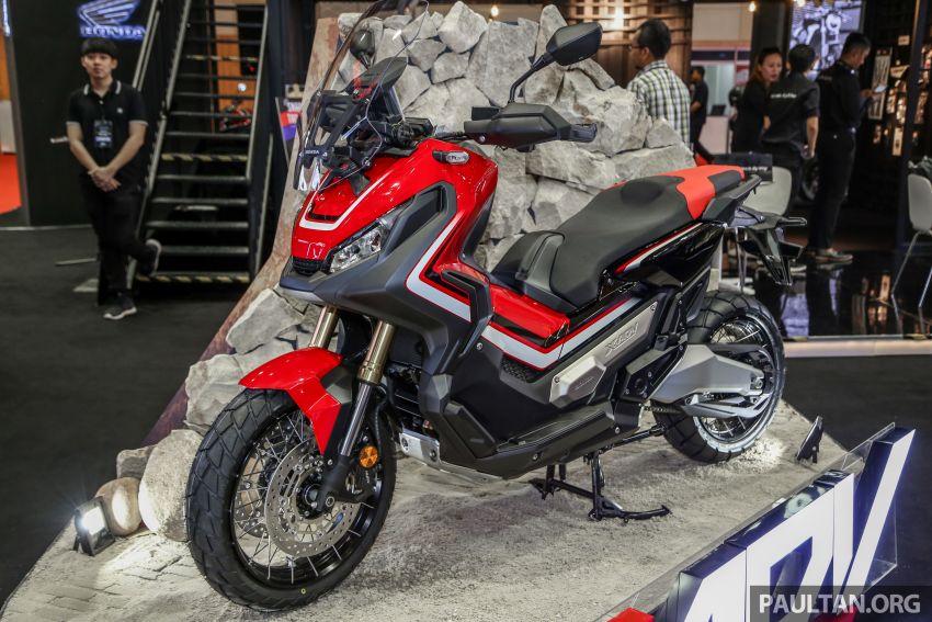 Harga Honda X-ADV, Africa Twin 2018 diumumkan – masing-masing bermula dari RM61,478 dan RM74,198 Image #812162