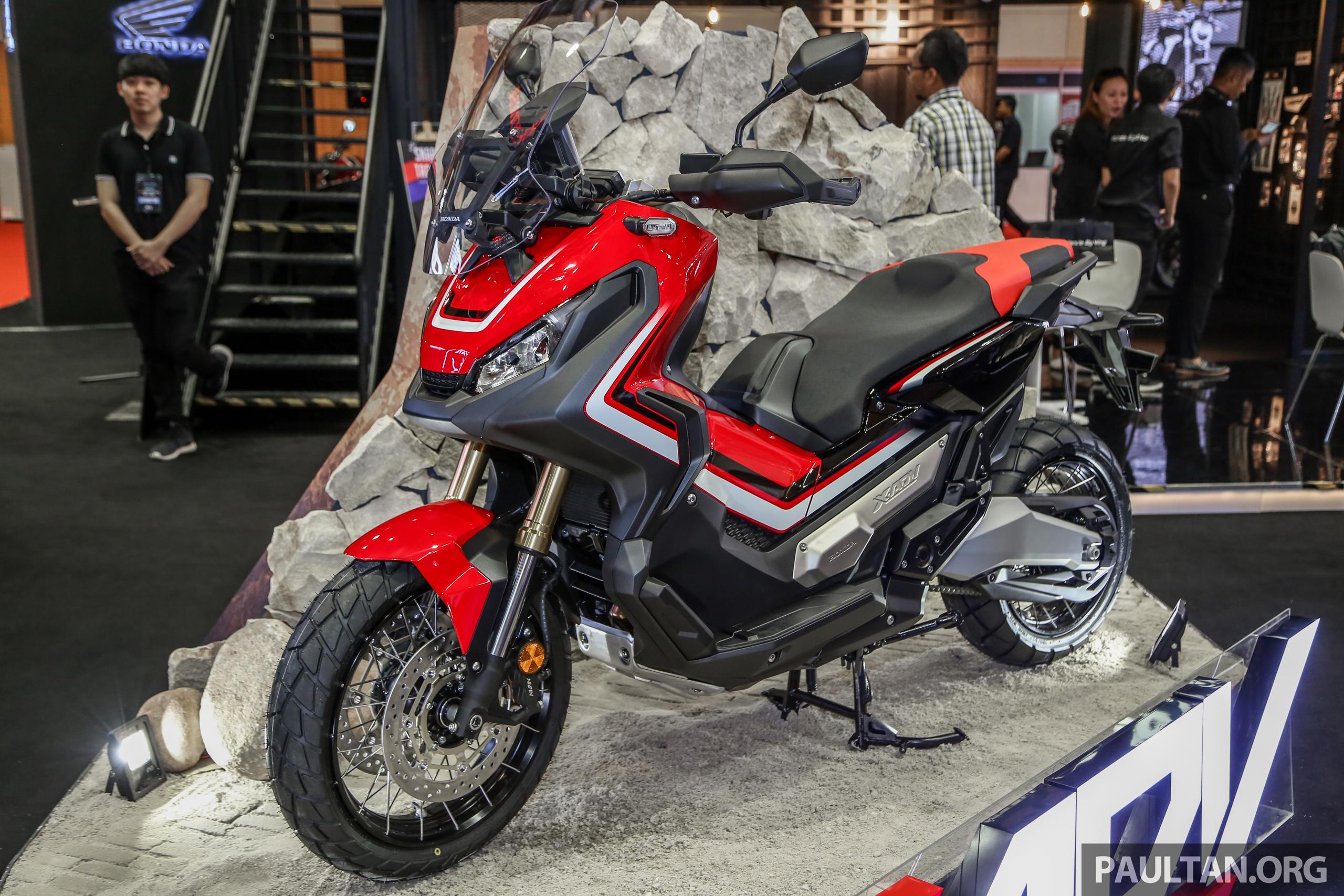 Harga Honda X Adv Africa Twin 2018 Diumumkan Masing Masing Bermula Dari Rm61 478 Dan Rm74 198 Paultan Org