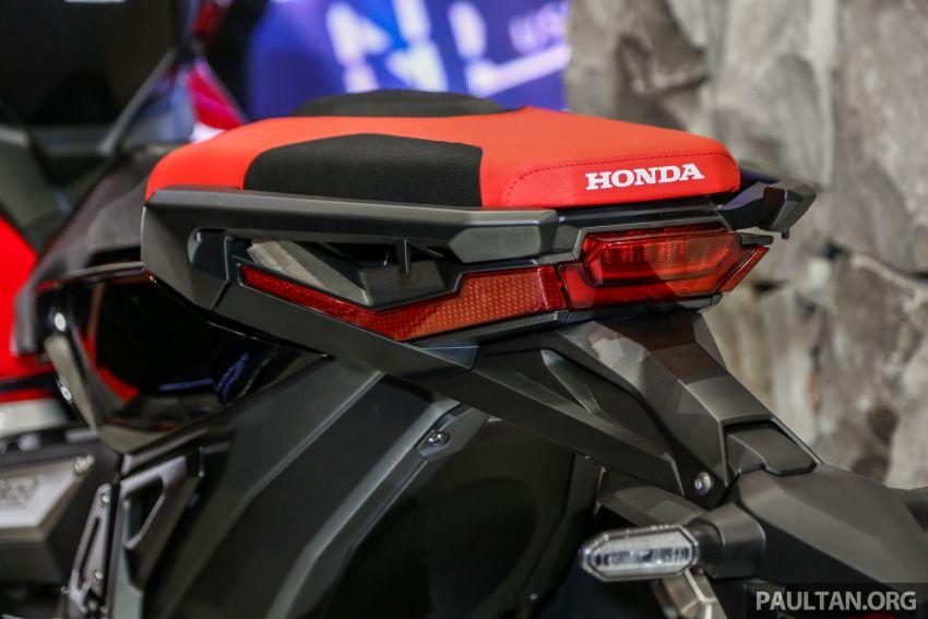 Harga Honda X-ADV, Africa Twin 2018 diumumkan – masing-masing bermula dari RM61,478 dan RM74,198 Image #812179