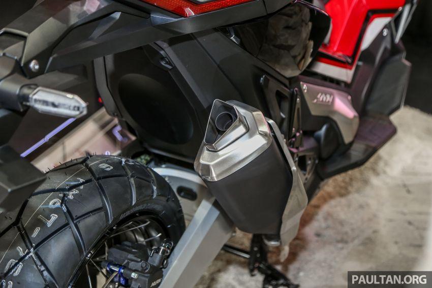 Harga Honda X-ADV, Africa Twin 2018 diumumkan – masing-masing bermula dari RM61,478 dan RM74,198 Image #812182