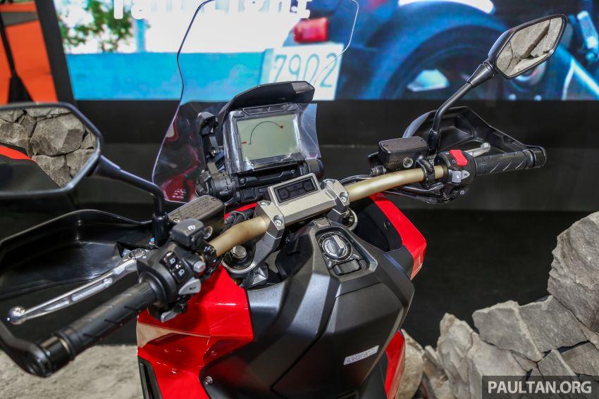 Harga Honda X-ADV, Africa Twin 2018 diumumkan – masing-masing bermula dari RM61,478 dan RM74,198 Image #812174