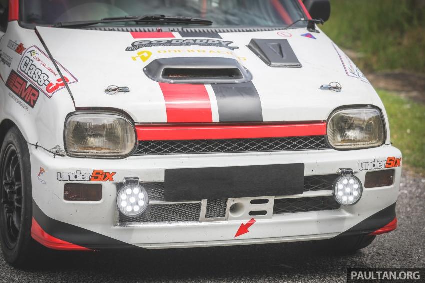 Perodua Kancil – baka perlumbaan dari Rawang Image #801227