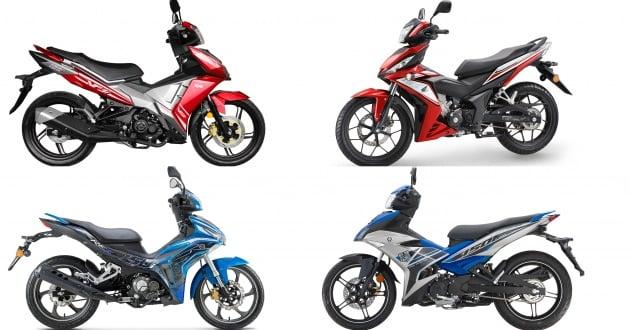 SYM VF3i vs Yamaha Y15ZR, Honda RS150R, Benelli RFS150i