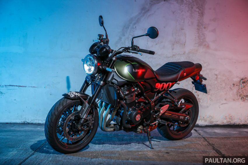 REVIEW: 2018 Kawasaki Z900RS – the killer cometh Image #813080