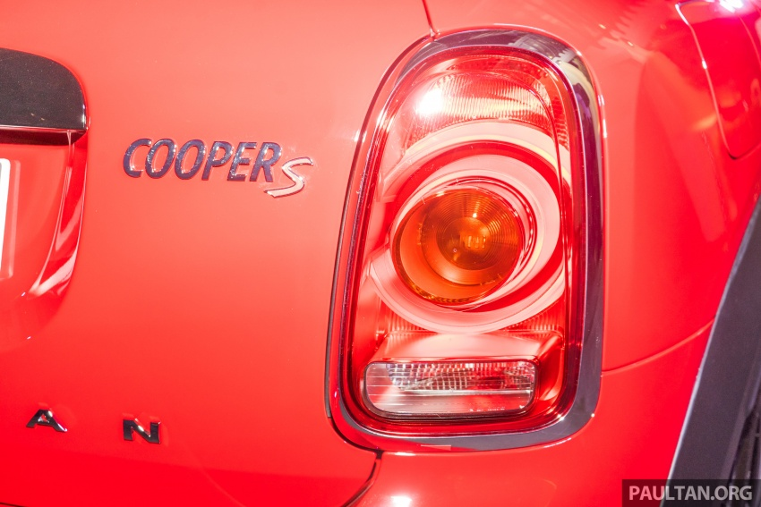 MINI Cooper S Countryman Sports launched – CKD, John Cooper Works aerokit and wheels, RM245,888 Image #803053