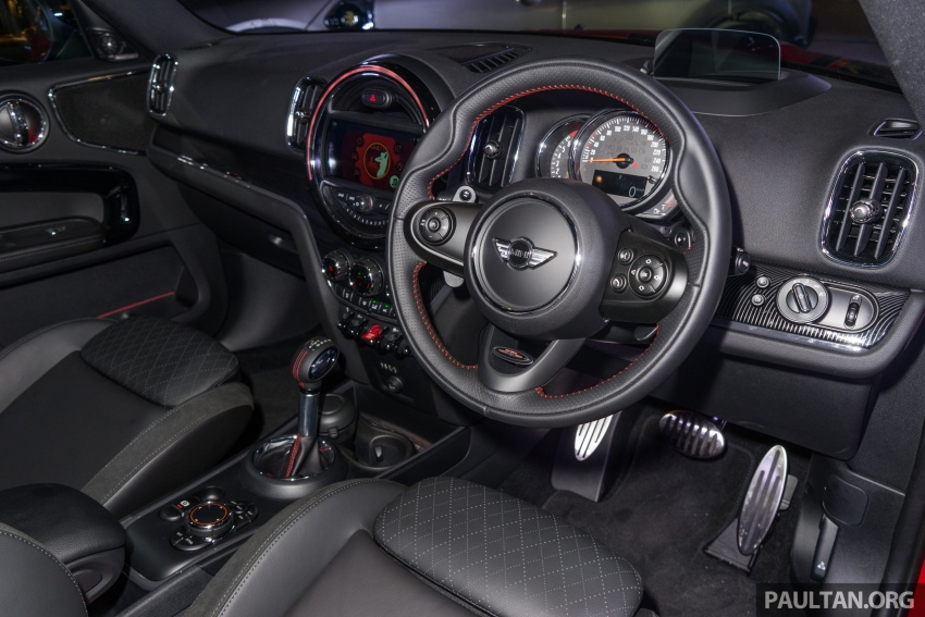 MINI Cooper S Countryman Sports launched – CKD, John Cooper Works aerokit and wheels, RM245,888 Image #803055