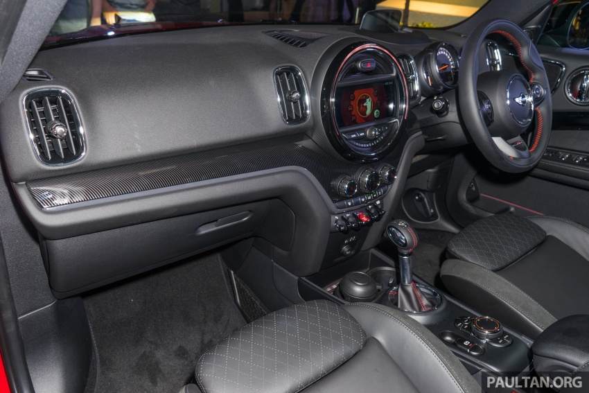 MINI Cooper S Countryman Sports launched – CKD, John Cooper Works aerokit and wheels, RM245,888 Image #803056