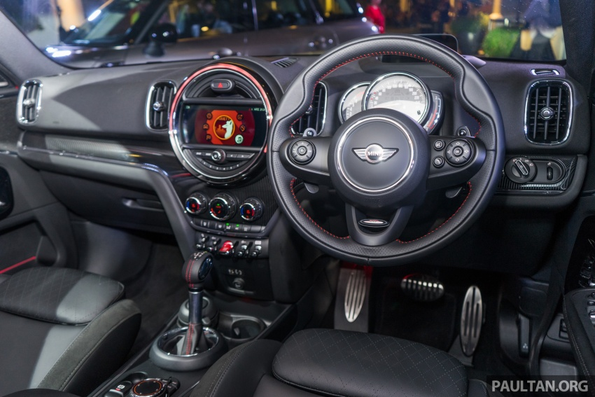 MINI Cooper S Countryman Sports launched – CKD, John Cooper Works aerokit and wheels, RM245,888 Image #803057