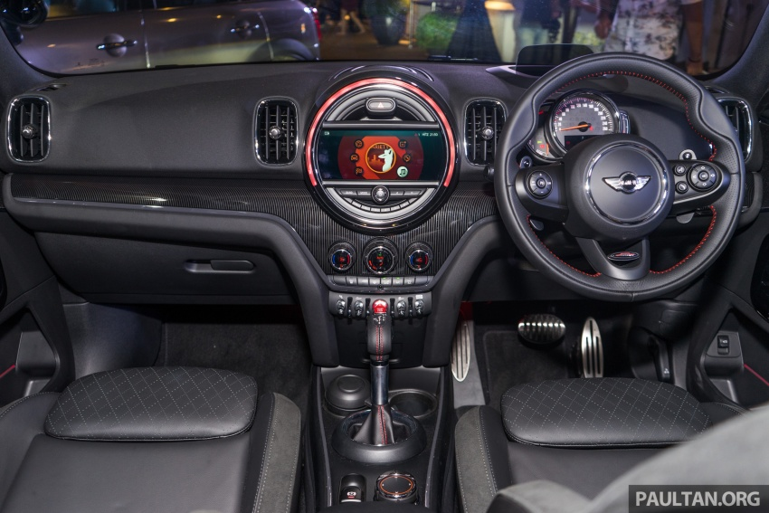 MINI Cooper S Countryman Sports launched – CKD, John Cooper Works aerokit and wheels, RM245,888 Image #803058