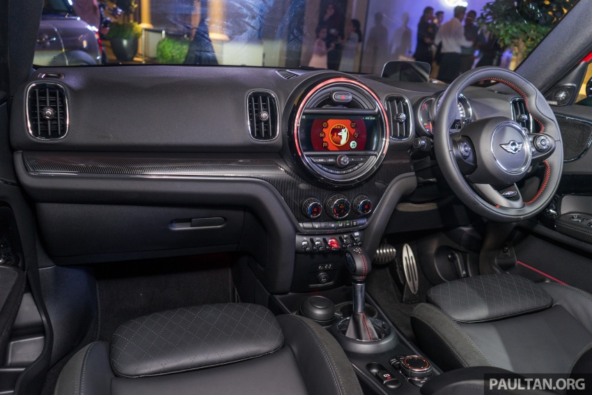 MINI Cooper S Countryman Sports launched – CKD, John Cooper Works aerokit and wheels, RM245,888 Image #803059