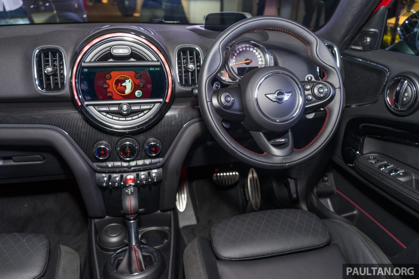 MINI Cooper S Countryman Sports launched – CKD, John Cooper Works aerokit and wheels, RM245,888 Image #803060