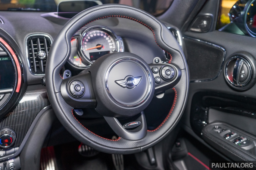 MINI Cooper S Countryman Sports launched – CKD, John Cooper Works aerokit and wheels, RM245,888 Image #803061