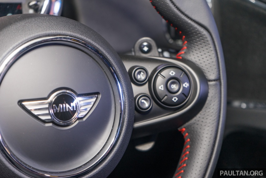 MINI Cooper S Countryman Sports launched – CKD, John Cooper Works aerokit and wheels, RM245,888 Image #803063
