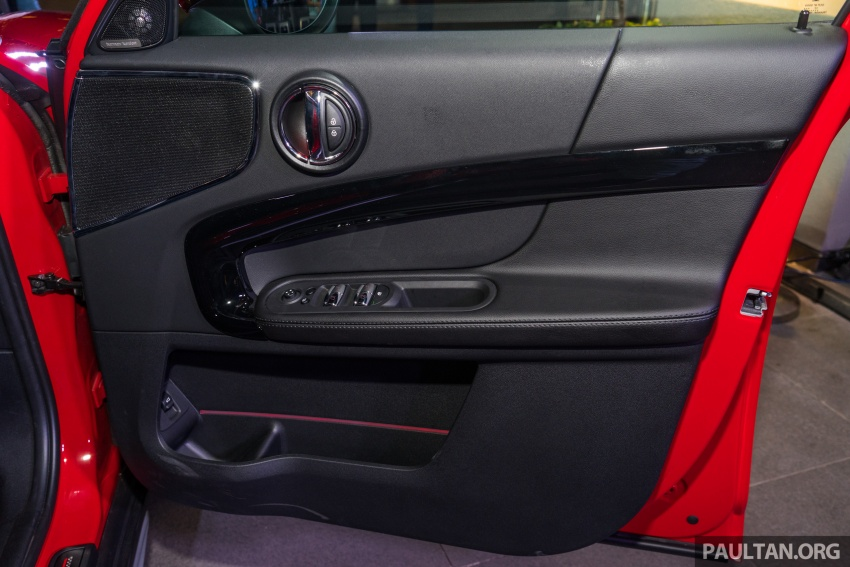 MINI Cooper S Countryman Sports launched – CKD, John Cooper Works aerokit and wheels, RM245,888 Image #803072