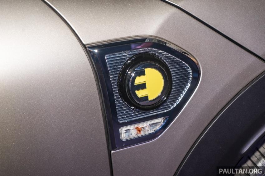 F60 MINI Cooper S E Countryman All4 in Malaysia – 1.5 turbo PHEV, 0-100 in 6.8 sec, 2.1 l/100 km, RM256k Image #803097