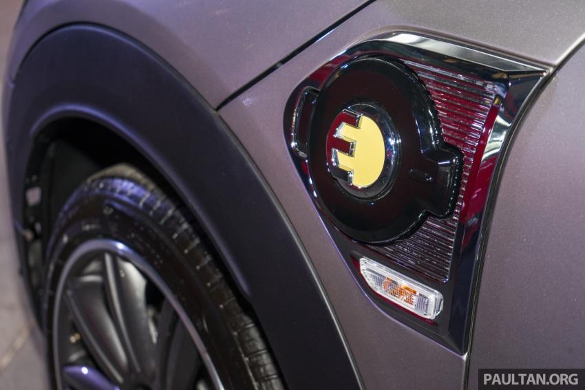F60 MINI Cooper S E Countryman All4 in Malaysia – 1.5 turbo PHEV, 0-100 in 6.8 sec, 2.1 l/100 km, RM256k Image #803098