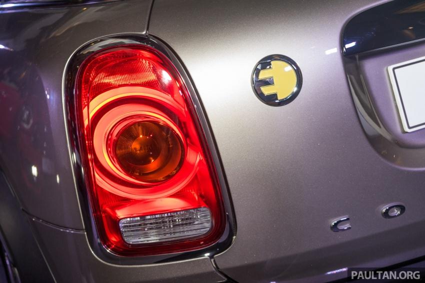 F60 MINI Cooper S E Countryman All4 in Malaysia – 1.5 turbo PHEV, 0-100 in 6.8 sec, 2.1 l/100 km, RM256k Image #803106