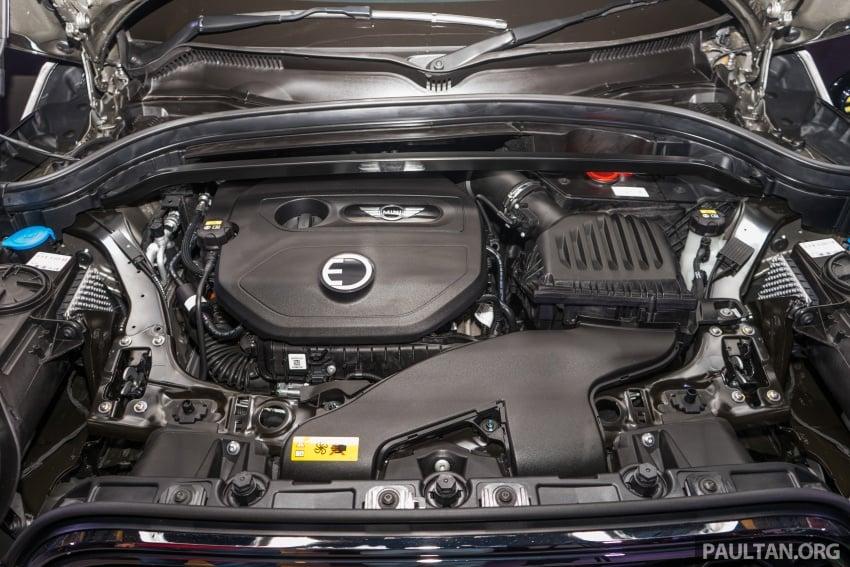 F60 MINI Cooper S E Countryman All4 in Malaysia – 1.5 turbo PHEV, 0-100 in 6.8 sec, 2.1 l/100 km, RM256k Image #803110